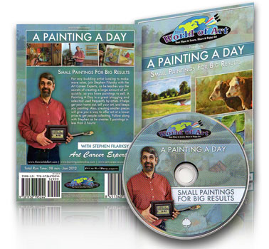 small paintings dvd s filarsky