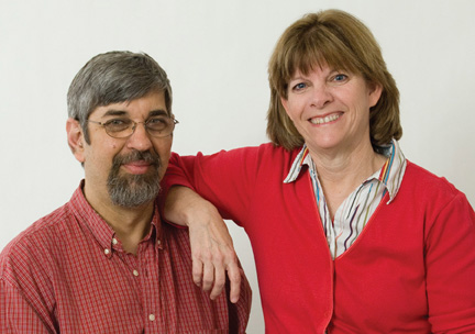 photo of theresa and steve